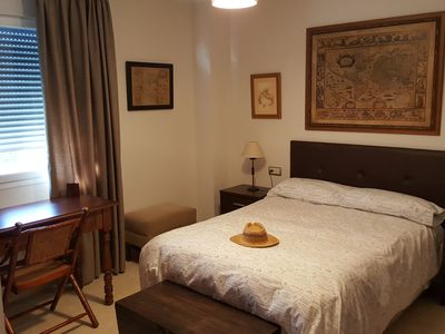 Photo for Downtown apartment with parking, Córdoba