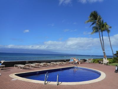 Photo for New Listing! Direct Ocean Front-1 Bedroom-Don't miss our $145.00 per night rate