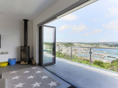 Photo for Newlyn Harbour House With Hot Tub Ping Pong Table  & Magnificent Views Sleeps 8