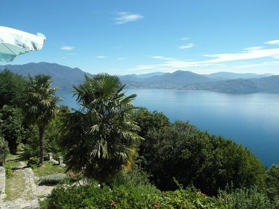 Photo for Quaint gem in a unique Panormalage on Lake Maggiore!