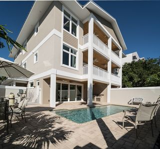 Photo for Luxury on Siesta Key. Brand New!  Deeded Beach Access.