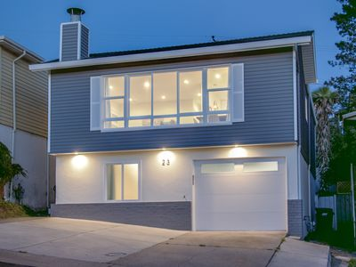 Photo for New Listing!! 5 Star Host Majestic Ocean View Contemporary Home by San Francisco