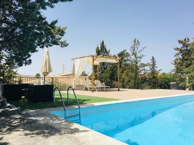Photo for Fantastic House with private pool and garden