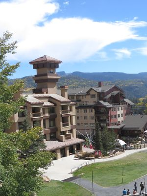 Photo for Ski In Ski Out  - Studio Condo @ Base of  Purg - Sleeps 4 - Amazing Views