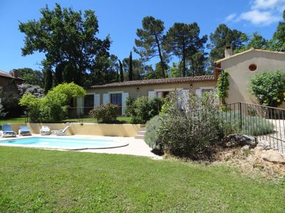 Photo for Vacation home Villa les Vignes in Roussillon - 4 persons, 2 bedrooms