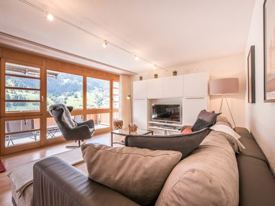 Photo for Comfortable, peaceful apartment with a view of the Eiger's northern face