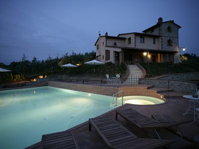 Photo for Wonderful 5 bedroom Villa in Montaione (Q5432)