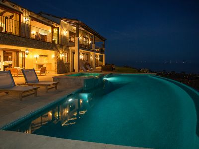 Photo for Villa del Oceano - Luxurious Inspired Design on the Mesa