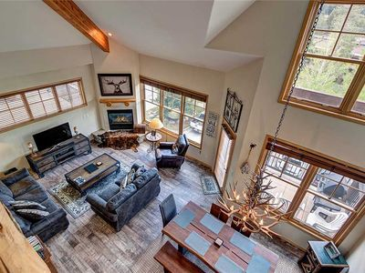 Photo for Located in the heart of Breckenridge! Beautifully decorated, stunning views!