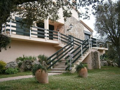 Photo for Holiday house in a nature park, only 12km from the sea