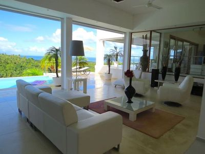 Photo for LUXURY AND COMFORT EXCEPTIONAL VILLA SEA VIEW IN COSON