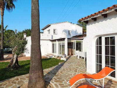 Photo for Foyes Blanques Holiday Home, Sleeps 8 with Pool, Air Con and Free WiFi