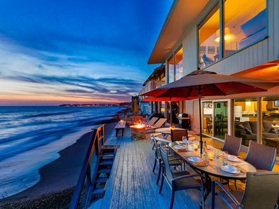 Photo for Oceanfront Home w/ Outdoor Living & Privacy!