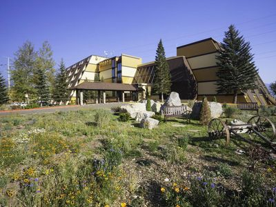 Photo for Legacy Vacation Club Steamboat Springs: Hilltop - 2 BR Unit - FRI Check In