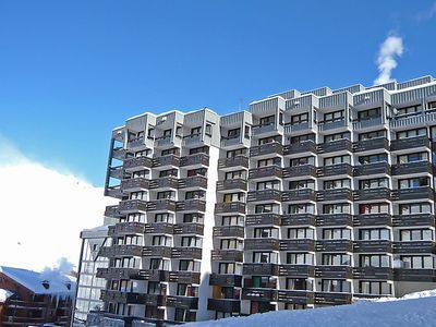Photo for Apartment Les Grandes Platières I et II in Tignes - 4 persons, 1 bedrooms