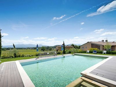 Photo for Country estate Sardi, Monte San Quirico  in Um Pisa und Lucca - 6 persons, 3 bedrooms