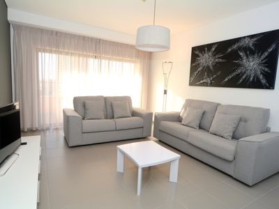 Photo for Elegant Sol de Rocha apartment with fantastic sea views