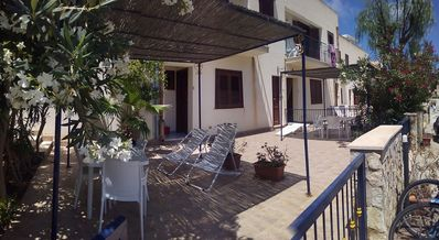 Photo for Two rooms with porch in San Vito Lo Capo