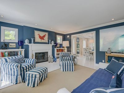 Photo for 4bd/4ba Stylish, Serene, Impeccable And Fully-equipped East Hampton Beauty