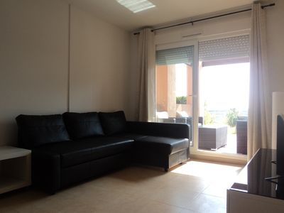Photo for 2BR Apartment Vacation Rental in Alhama