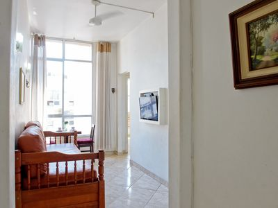 Photo for Only 300 meters from the Beach! POSTO 4 + WiFi + NET + 2 AIR CONDITIONING