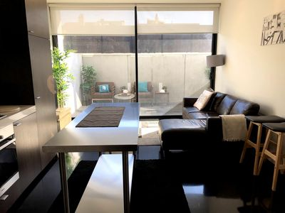 Photo for 1BR Apartment Vacation Rental in St Kilda, VIC
