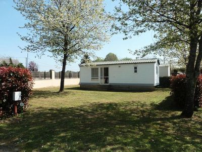 Photo for Camping La Sole *** - Mobile home Roller 3 rooms 5 persons
