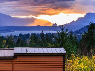 Photo for Gorgeous view Secluded Tiny Cottage All 5 Star reviews
