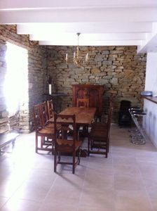 Photo for Groix: Authentic fisherman's house close to any convenience