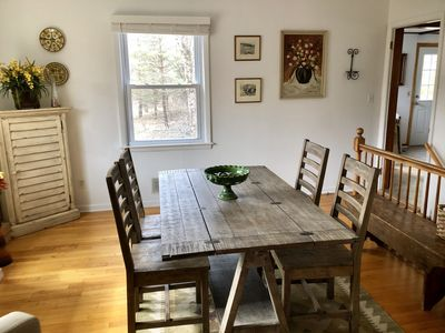 Photo for 2 miles to Tanglewood, small house (sleeps 4) weekly rental