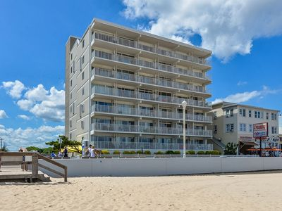 Photo for El Capitan, Ocean City, MD, USA unit 306 direct ocean front located at 4th street