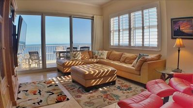 Photo for New Property! Beach Lovers Delight at the Opulent Malibu, New Smyrna Beach!