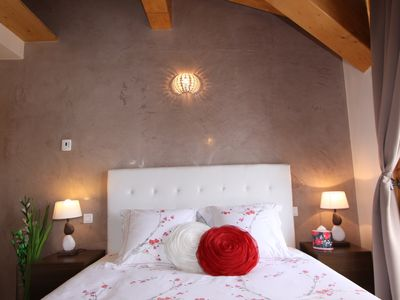 Photo for Peisey-Vallandry: Apartment Rental Thrush with hotel services