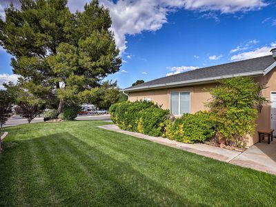 Photo for NEW! St. George Townhome w/Patio - Near Natl Parks