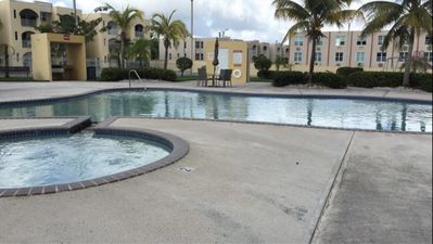 Photo for Just 16 mi from San Juan Airport, 3 BR Apartment with Pool