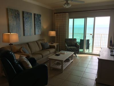Photo for New Listing! Crystal Shores 802 - Recently Updated Beachfront condo