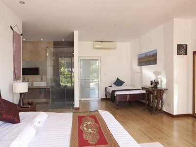 Photo for Angkor Private Villa 3bedrom for 4 or 5 guests