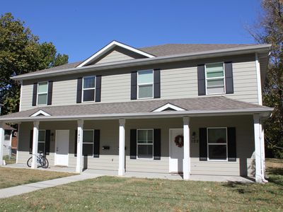 Photo for 4 Bedroom, 3 Bath Townhome within walking to Downtown