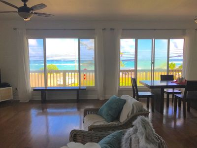 Photo for North Shore 4 Bedroom Beach House, Up to 16 guests