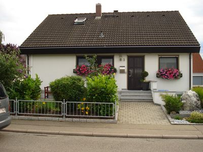 Photo for ***Vacation apartment north of Lake Constance