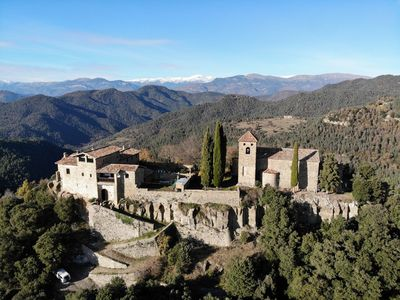 Photo for Self catering Castell de Llaés for 10 people