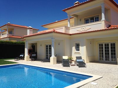 Photo for Villa Leonora, Luxury 4 Bed Villa with Private Swimming Pool/Garden