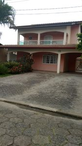Photo for SOBRADO WITH POOL - 4 DORM - 2 suites - 400m BEACH IN COND. CLOSED