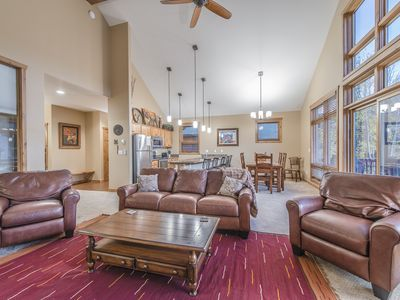 Photo for Four Bed 3 Bath Luxury Trademark Townhome in the heart of old town.