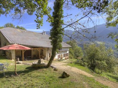 Photo for Gite Chézery-Forens, 4 bedrooms, 8 persons