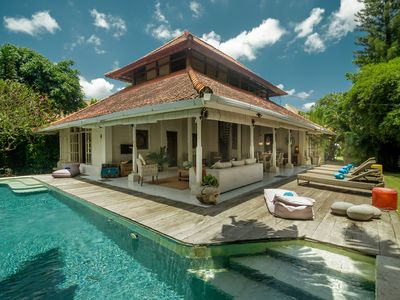Photo for 4BR Villa Vacation Rental in Sanur Kauh, Bali