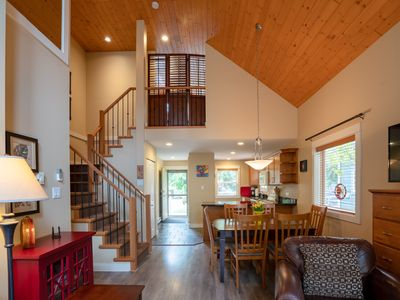 Photo for Exceptional Oceanside Cottage in Parksville BC located in Popular Resort Area!