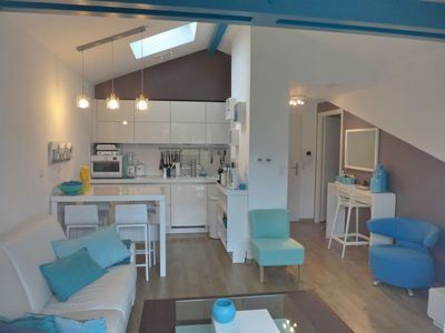 Photo for One bedroom Apartment, sleeps 2 in Capbreton with WiFi