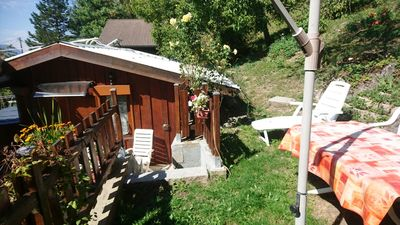 Photo for Nice chalet with terrace and Wifi