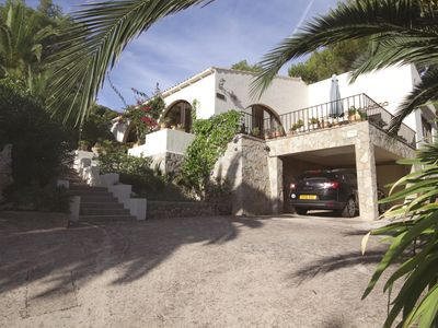 Photo for Tranquil, Secluded Villa Among Pines With Private Pool & Sea View